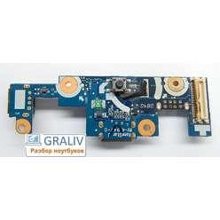 Плата расширения USB ноутбука Samsung R410 BA92-04970C