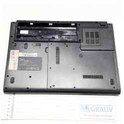 Нижняя часть корпуса, поддон ноутбука Fujitsu Siemens Pa 3515 MS2242, 39.4H702.021, 60.4H704.022