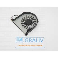 Вентилятор (кулер) для ноутбука Acer Aspire 7551G, DFS551205ML0T