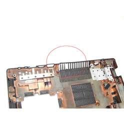 Нижняя часть корпуса ноутбука Acer aspire 7551G, DAZ604HN0500
