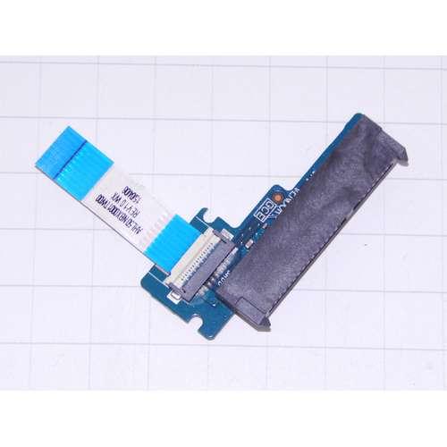 Плата для подключения HDD HP 15-A 15-af, 15-ba, 15-AC, HQ-TRE 71004, LS-C703P