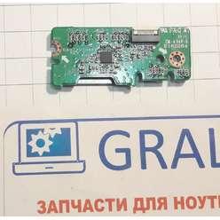 Доп. плата с картридерем ноутбука Acer E5-771 DA0ZYVTH6F0