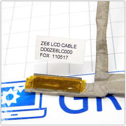 Шлейф матрицы ноутбука  Acer Aspire D270, D257, LT28, ZE6 DD0ZE6LC000