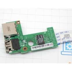 USB плата ноутбука Lenovo B575 55.4PN05.001