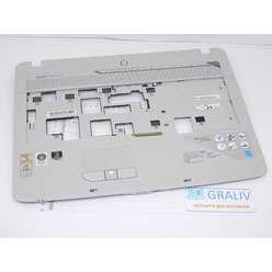 Верхняя часть корпуса, палмрест ноутбука Acer 7520, AP01L000300