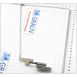 Петля левая ноутбука Lenovo IdeaPad Y560P FBKL3007010