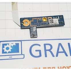 Плата кнопки включения, кнопка старта ноутбука Asus K55N 60-NANPX1000