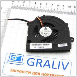 Вентилятор, кулер для Toshiba Satellite C670-13D, 13N0-Y3A0Y03