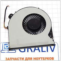 Вентилятор (кулер) для ноутбука Asus K55, A55,R500, K55N AB0805HX-GK3