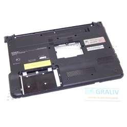 Нижняя часть корпуса, поддон ноутбука Sony PCG-61211V, 012-002A-2977-B
