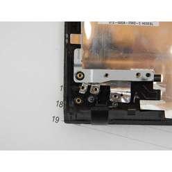 Крышка матрицы для ноутбука Sony PCG-61211V, 012-000A-2960-C