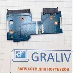 Доп. плата переходник HDD DVD ноутбука Acer 7715 eMachines G725 LS-4852P