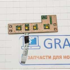 Панель с кнопками управления ноутбука Lenovo ThinkPad SL510 DA0GC3PI8D0