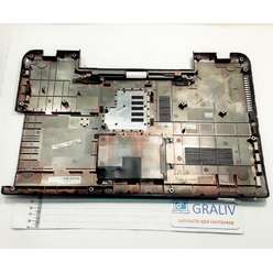 Нижняя часть корпуса, поддон ноутбука Toshiba C70, ZYE3ABD5BA