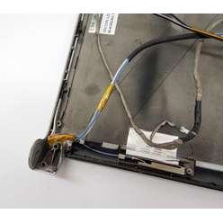 Крышка матрицы ноутбука Dell XPS M1330 0HR170