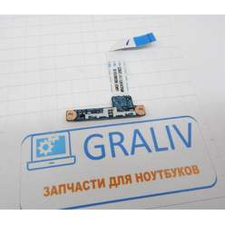 Платка LED индикаторов ноутбука Lenovo G500, G505 LS-9635P