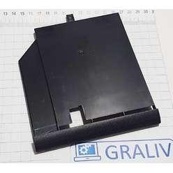 Заглушка DVD привода ноутбука Lenovo G50-30, G50-45, G50-70, AP0TG000800