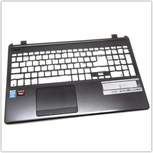 Верхняя часть ноутбука, палмрест Acer Aspire E1-532, E1-572 AP0VR000781