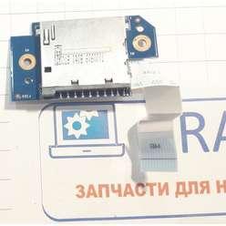 Доп. плата с картридером ноутбука HP Pavilion DV7-6000 серии, 48.4RH04.021