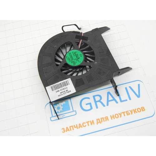 Кулер, вентилятор ноутбука HP DV6-1000, DV6-2000 серии, AB7805HX-L03