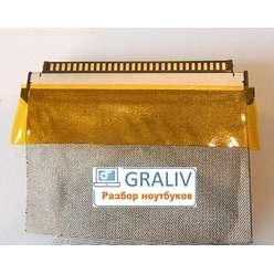 Шлейф матрицы ноутбука Dell Inspiron 1520 1525 1526 PP29L  50.4W001.301