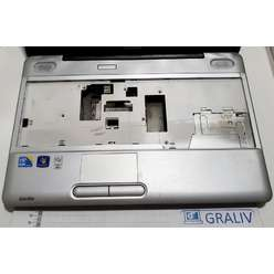 Корпус ноутбука Toshiba L500-1WP в сборе