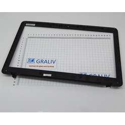 Рамка матрицы, безель ноутбука Toshiba C660 AP0H0000200, FA0H0000600