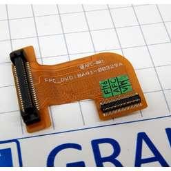 Шлейф подключения привода ноутбука Samsung X10 BA41-00329A