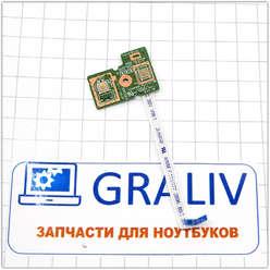 Панель старта, плата включения ноутбука Lenovo G580 55.4XA02.001G LG4858B