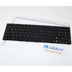 Клавиатура для ноутбука Asus K52, X52, A52, KBD-AS-38, NSK-UG60R