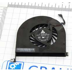 Вентилятор, кулер ноутбука MacBook Pro 17 a1297 2009 год, KSB0605HC -8L99