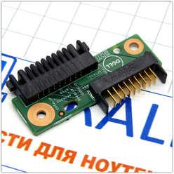 Плата подключения аккумулятора ноутбука Dell inspiron 15 3000 серии, X6YX9