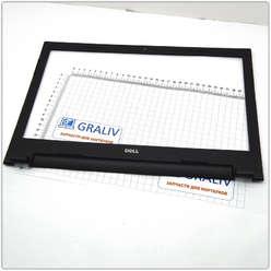 Рамка матрицы, безель ноутбука Dell inspiron 15 3000 серии, 04KF62, 460.00H02.0002
