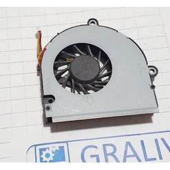 Вентилятор системы охлаждения, кулер ноутбука Asus K53B K53BY K53 K53T K53U K53Z X53U K43B K73 K43T, DC280009WA0 MF60120V1-C181-S9A