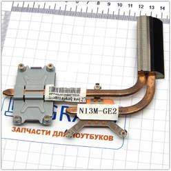 Термотрубка охлаждения ноутбука DNS JW2-N13M-GE2 (0156834), KPT4GJW2HSST003A