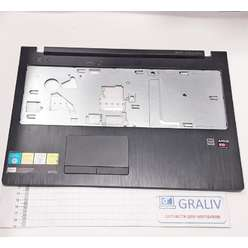 Верхняя часть корпуса, палмрест ноутбука Lenovo G505S, AP0YB000I