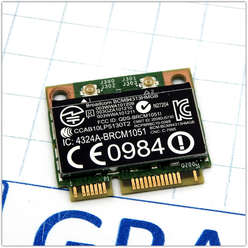 Wi-Fi модуль для ноутбуков HP G6-1000 серии, 657325-001