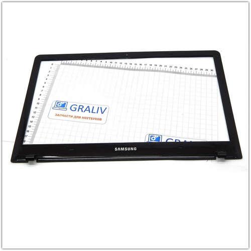 Рамка матрицы, безель ноутбука Samsung NP450 NP370, BA75-04334A