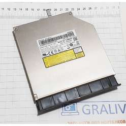 DVD привод ноутбука Acer 7250, UJ8B0AW