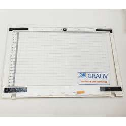 Рамка матрицы, безель ноутбука Samsung NP450 NP370, BA75-04475A
