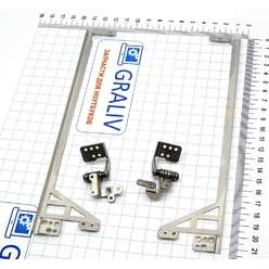 Петли ноутбука  Samsung NP300 NP305 BA61-01471A BA61-01472A