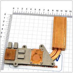 Термотрубка системы охлаждения ноутбука DNS 0121027, W765S, 6-31-W76AN-102