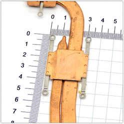 Термотрубка системы охлаждения ноутбука Asus K55V, 13GN8D1AM010-1, 13N0-M7A0102