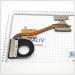 Радиатор системы охлаждения ноутбука Dell R15, N5010, M5010, 60.4HH16.002