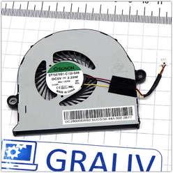 Вентилятор для ноутбука Acer E5-471, E5-471G, E5-571, E5-571G, V3-572G, DC28000ERF0