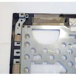 Верхняя часть корпуса, палмрест ноутбука  DNS SWHA (0152056) 35SWHTC00003D