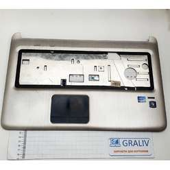 Верхняя часть корпуса, палмрест ноутбука HP Pavilion DV7-6000 665999-001
