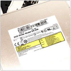 DVD привод ноутбука Asus X54, DS-8A8SH