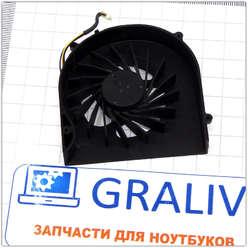Вентилятор, кулер ноутбука HP 4520s, 4525s, 4720s KSB0505HB sh58
