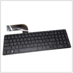 Клавиатура ноутбука HP 15-p, 17-f серии, 708169-002